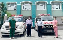 TP HCM vận chuyển miễn phí y - bác sĩ, bệnh nhân sau điều trị Covid-19 về nơi cư trú