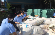 Hơn 300.000 máy tạo, đo oxy, khẩu trang Trung Quốc nghi nhập lậu vào TP HCM