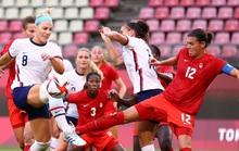 Nhà vô địch World Cup thất bại ở bán kết Olympic Tokyo 2020