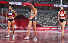 Olympic Tokyo ngày 2-8: Quách Thị Lan không phá kỷ lục cá nhân, dừng chân ở bán kết