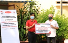 Dai-ichi Life trao tặng 1.000 suất quà cho người dân có hoàn cảnh khó khăn tại TP HCM