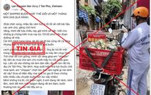 Diễn biến mới nhất vụ shipper giao hũ cốt đựng trong giỏ nhựa ở quận Tân Phú