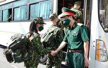 Học viện Quân y và Cục CSGT cử nhân sự vào hỗ trợ chống dịch