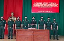 Bộ đội Biên phòng Kiên Giang phát động thi đua trong 46 ngày đêm