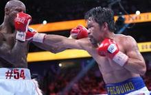Manny Pacquiao thất bại trong trận tranh đai vô địch WBA hạng bán trung