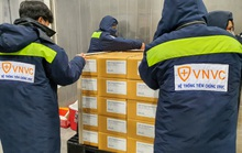 Thêm hơn 1,2 triệu liều vắc-xin Covid-19 của AstraZeneca về Việt Nam