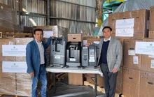 CWS trao tặng 250 máy trợ thở cho Việt Nam
