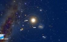 Vật thể lạ quay cực nhanh, có thể đâm vào hành tinh cạnh Trái Đất