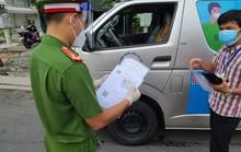 KHẨN: TP HCM hướng dẫn mới về giấy nhận diện cho xe tải chở hàng