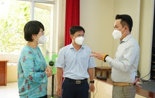 Hội Doanh nhân trẻ Việt Nam và tập đoàn TTC tặng máy X-Quang di động cho  UBND Quận 5