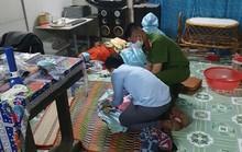Nhân viên y tế, công an xã băng 8km đường núi đỡ đẻ cho sản phụ
