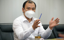 Lãnh đạo Ban Tuyên giáo Trung ương thăm, làm việc với Báo Người Lao Động