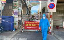 Đà Nẵng: Phát hiện 48 ca Covid-19 ở đường Trần Cao Vân, toàn thành phố có 202 ca mới