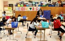 Mỹ: Không đeo khẩu trang, giáo viên mắc Covid-19 lây cho nửa lớp