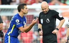 HLV Chelsea chỉ trích trọng tài vì tấm thẻ đỏ của học trò