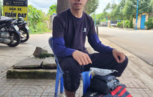 Không còn tiền ở trọ, thiếu niên 15 tuổi đạp xe từ Bà Rịa – Vũng Tàu để về Đắk Lắk