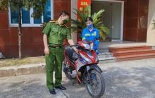 Nữ công nhân môi trường đô thị bị cướp được tặng xe máy