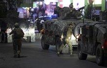 Mỹ rời đi, thủ đô Afghanistan đối mặt nguy cơ thất thủ
