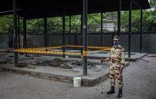 Ấn Độ: Bé gái 9 tuổi bị cưỡng hiếp tập thể và thiêu xác