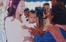 Maddox giành được trái tim Angelina Jolie tại trại mồ côi như thế nào?