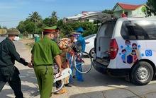 Hoàn thành cách ly, 4 người chọn cách đi bộ từ Quảng Nam về Lai Châu