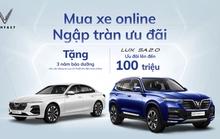 VinFast cung cấp giải pháp mua ôtô trực tuyến đầu tiên tại Việt Nam