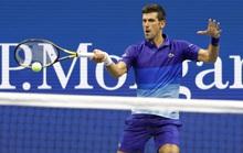 US Open 2021: Djokovic vất vả thắng tay vợt 18 tuổi