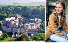 """Công chúa Bỉ đến học ĐH Oxford sau khi tốt nghiệp trường """"Hogwarts của dân hippies"""""""