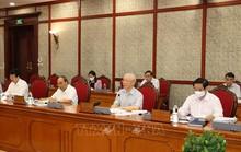 Những hình ảnh Tổng Bí thư Nguyễn Phú Trọng chủ trì họp Bộ Chính trị