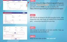 Thay đổi mới nhất về tiếp nhận thông tin trên Sổ sức khỏe điện tử