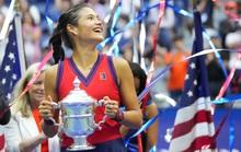 Tay vợt xinh đẹp 18 tuổi tạo kỷ lục hiếm có khi đăng quang US Open 2021