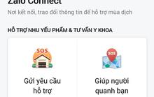 50.000 điểm cung cấp thực phẩm trên Zalo Connect