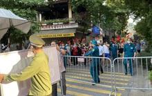 Dỡ bỏ cách ly y tế, phong tỏa nhiều ổ dịch phức tạp ở Hà Nội