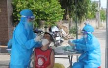 Xét nghiệm cộng đồng phát hiện cụ ông 76 tuổi cùng vợ dương tính SARS-CoV-2