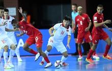 Niềm cảm hứng futsal Việt Nam