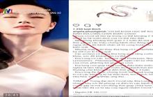 VTV gọi tên sao Việt trong phóng sự Nghệ sĩ và văn hóa ứng xử