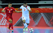 Tuyển futsal Việt Nam đánh bại Panama với tỉ số 3-2