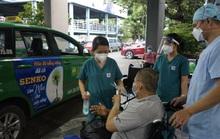 Ca bệnh Covid-19 thứ 500 xuất viện tại Bệnh viện Nhân Dân Gia Định