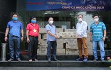 Công ty Takeuchi Việt Nam đồng hành với chương trình Tình thương cho em