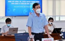 TP HCM còn 515.988 người chưa tiêm mũi 1