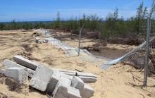 Doanh nghiệp phá rừng, huyện báo cáo lấn chiếm đất!