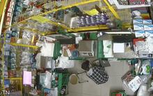 CLIP: Trộm mở két sắt 1 cửa hàng Bách Hóa Xanh ở TP HCM