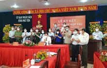 Phú Yên và Viettel hợp tác về chuyển đổi số giai đoạn 2021-2025