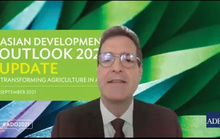 ADB hạ dự báo tăng trưởng Việt Nam năm 2021 còn 3,8%