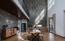 Những ngôi nhà lấy bếp làm điểm nhấn