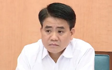 Truy tố nguyên chủ tịch Hà Nội Nguyễn Đức Chung trong vụ mua chế phẩm Redoxy-3C