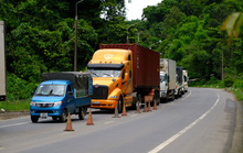 Tổng cục Đường bộ đề nghị Lâm Đồng chấm dứt ngay việc ùn tắc trên tuyến Quốc lộ 20
