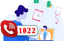 [Infographic] Gọi 1022 khi cần chăm sóc sức khỏe chuyên khoa