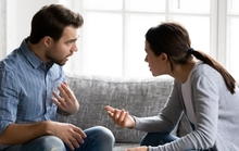 Làm gì khi vợ không tôn trọng tôi?