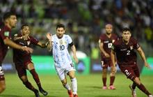 Messi bị triệt hạ, tân vương Argentina thắng nhàn nhã Venezuela